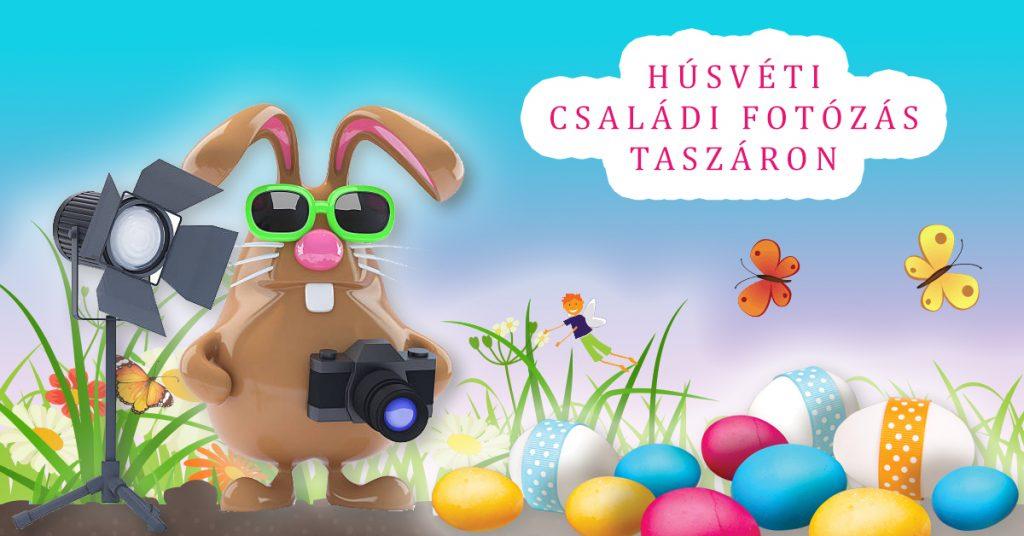 Húsvéti Családi Fotózás Taszáron 2021