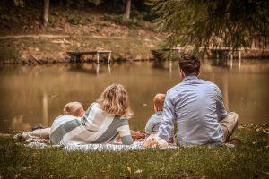 Szabadtéri családi fotózás - Tókai parkerdő